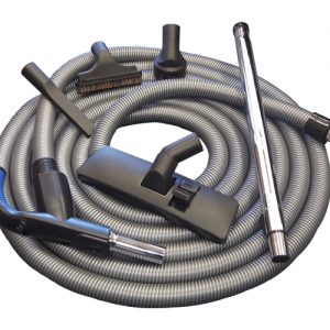 12 Metre Switchable Hose, Wands & Tools