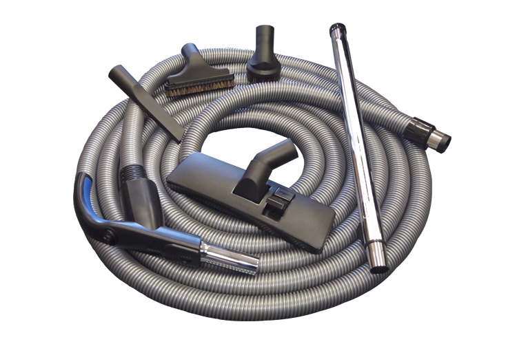 9 Metre Switchable Hose, Wands & Tools