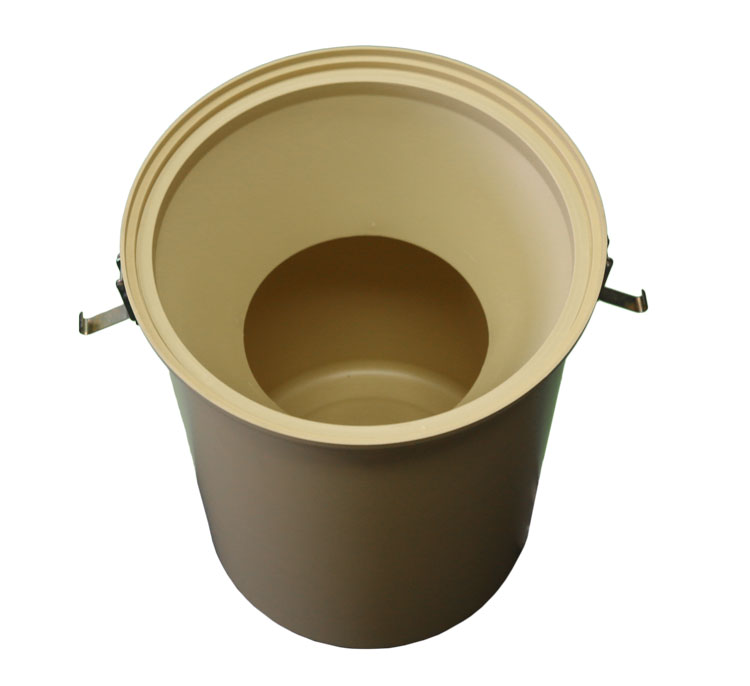 Plastic Dust Bucket