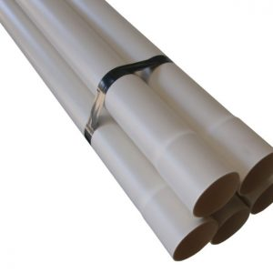 Vac Pipe – 4m Length