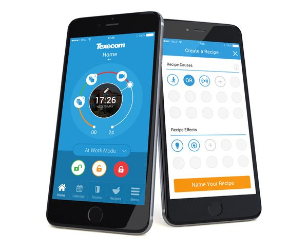Texecom Security System Perth